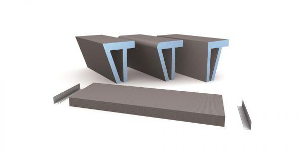 Outstanding Wedi Sanoasa Bench 4 Floating 1200X380X80Mm Alphanode Cool Chair Designs And Ideas Alphanodeonline