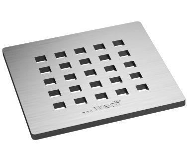 wedi Fundo Fino 5.1 cover square, massive