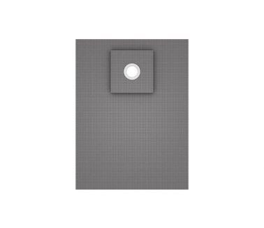 wedi Fundo Ligno floor element, offset drain 1200x900x20/41mm