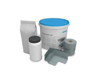 1. wedi Fundo sealing set