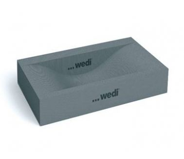 wedi Sanbath Wave wash basin